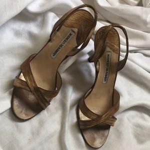 Vintage manolo Blahnik heels